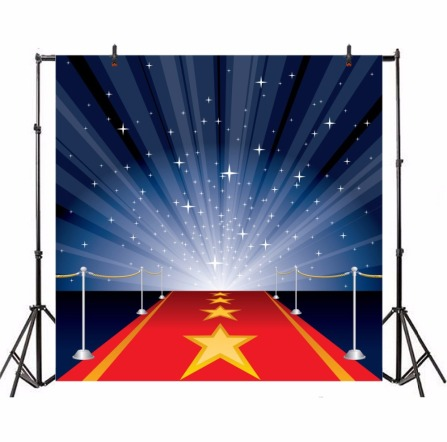 Laeacco-Photo-Backdrops-Glitter-Shiny-Star-Star-Red-Carpet-Stripe-Baby-Birhday-Photogrpahy-Backgrounds-Photocall-Photo